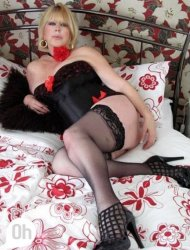 Absolutely gorgeous mature hot blondie