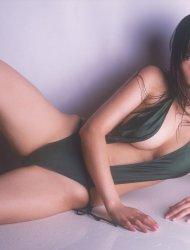 Erotic massage with brunette sensation Ellie