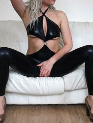 Polish horny beauty for role playing sex