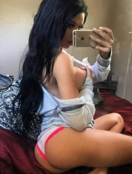 Carla hot brunette from Dominican