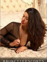 Top London Brunette Escort