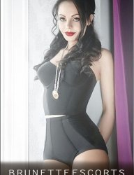 Petite Brunette London escort!