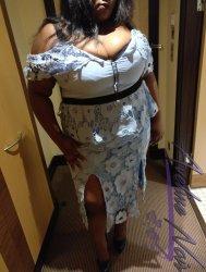 Ebony Seductress BBW