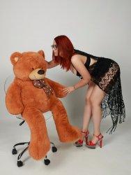 Hot redhead x
